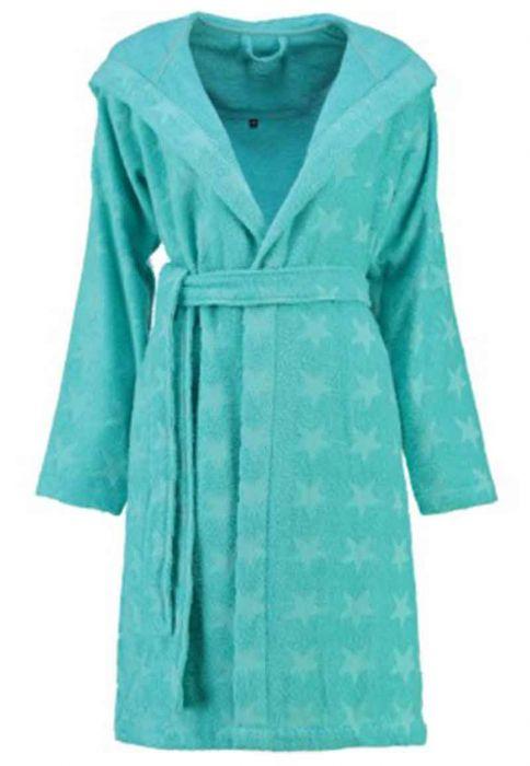 69a930e1b64 Vossen damesbadjas turquoise