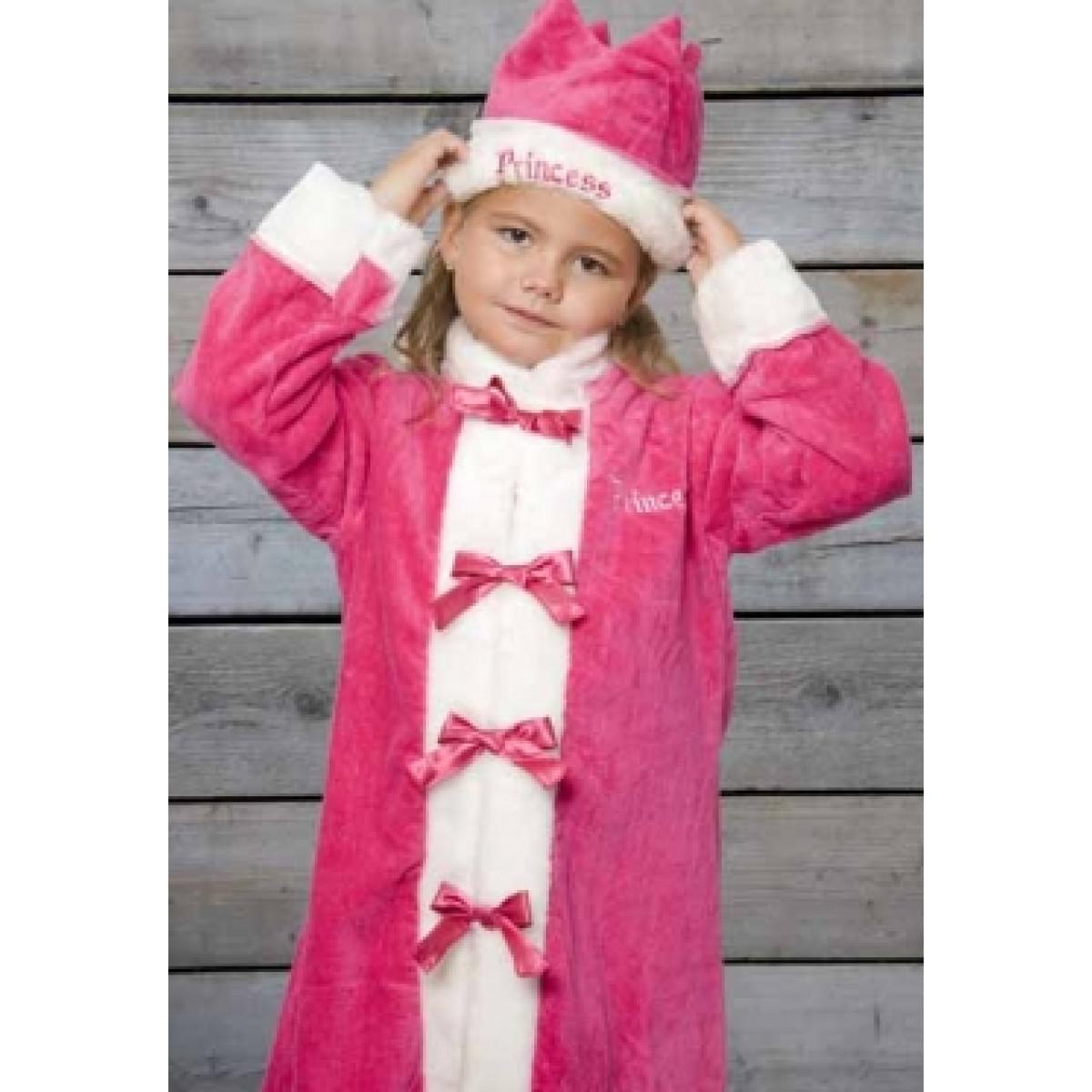 Kinderbadjas voor prinsessen