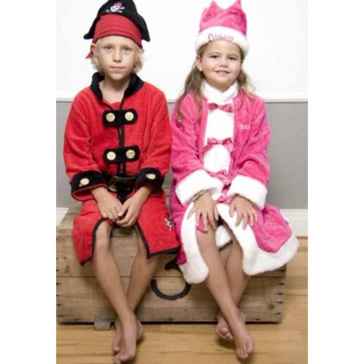 Kinderbadjas prinsessen