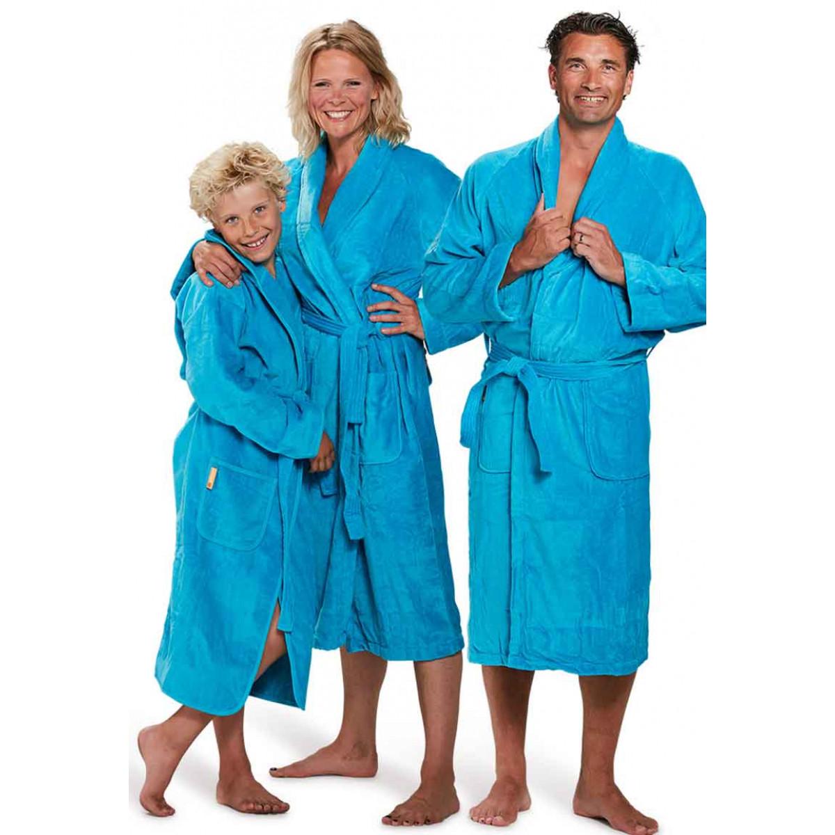 Turquoise badjassen