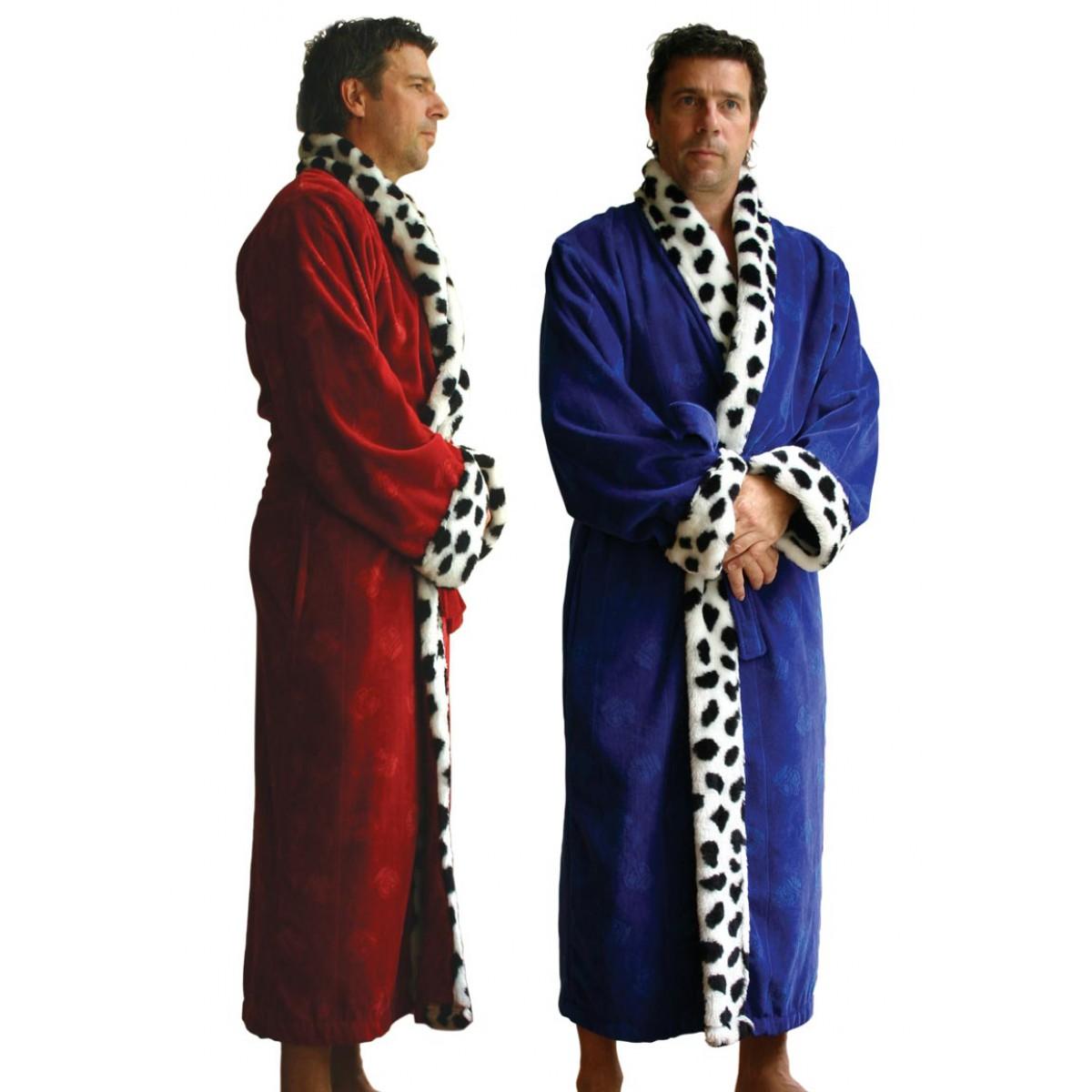 extra lange badjas