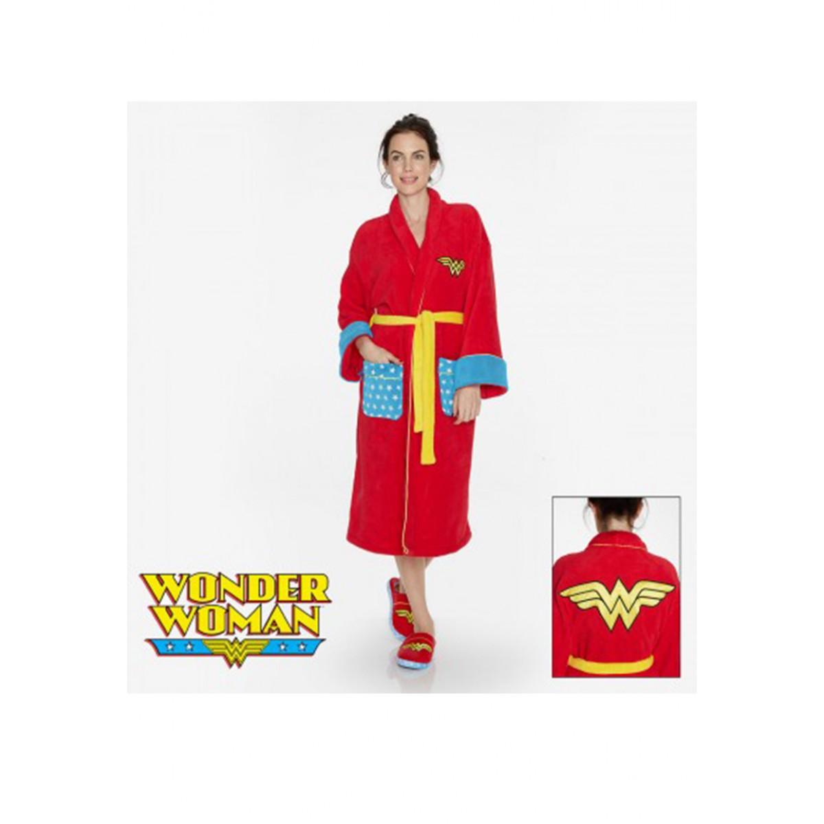 Wonder women badjas dames
