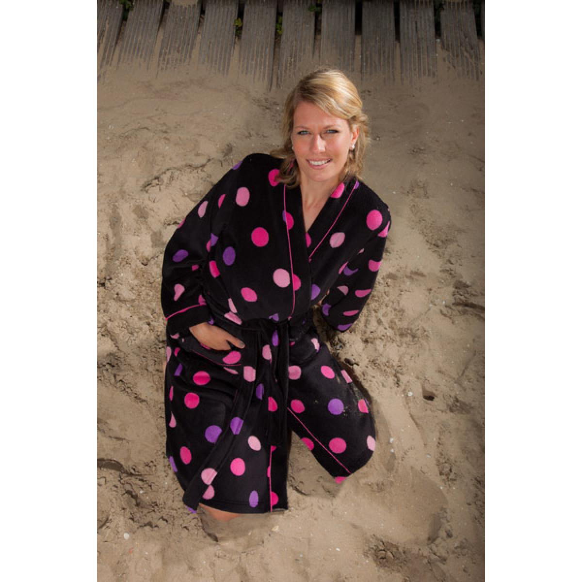 Kimonobadjas stippen