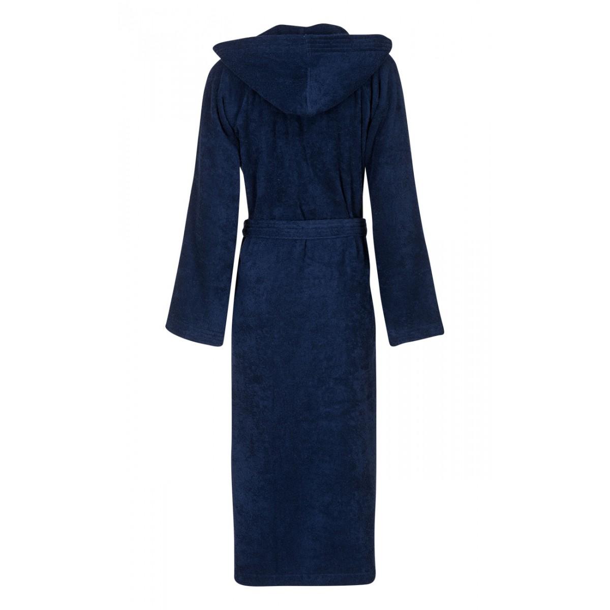 saunabadjas marineblauw