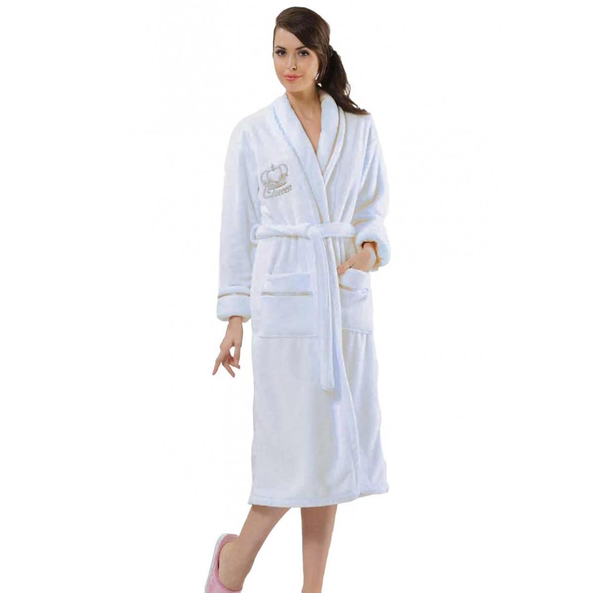 vorstelijke badjas voor haar
