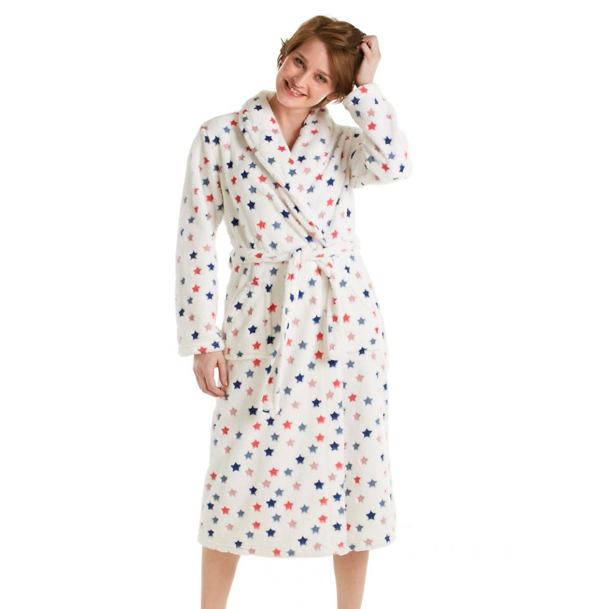 Schoudertas Met Sterren : Damesbadjas met sterren badjas kopen