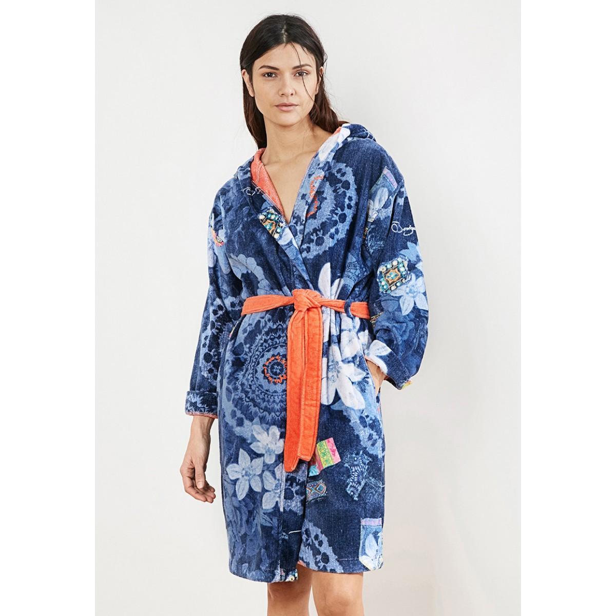 desiqual badjas voor de sauna