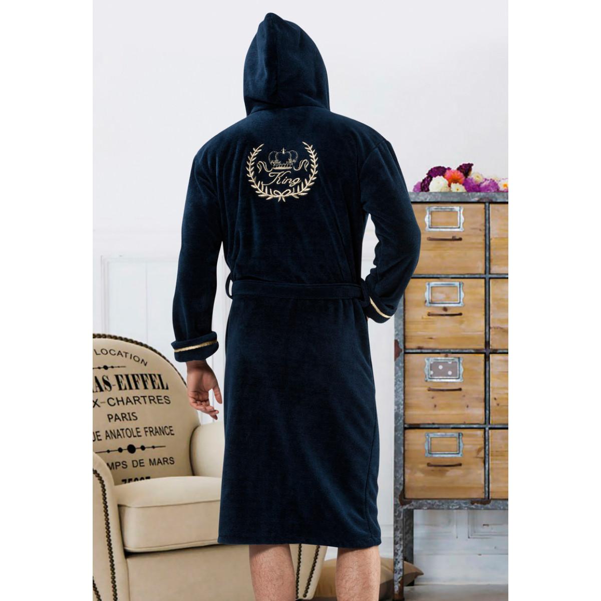 vorstelijke badjas voor heren