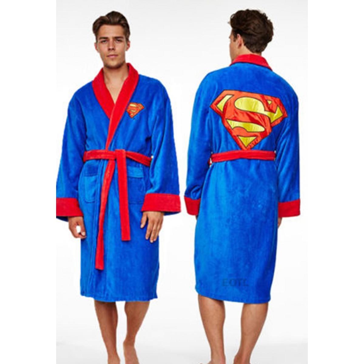 Badjas van Superheld