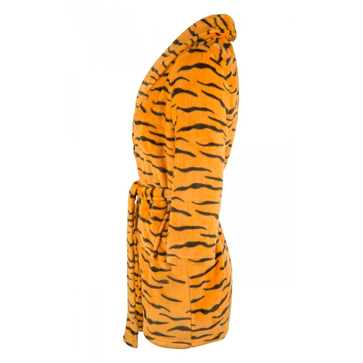 Kinderbadjas tijger