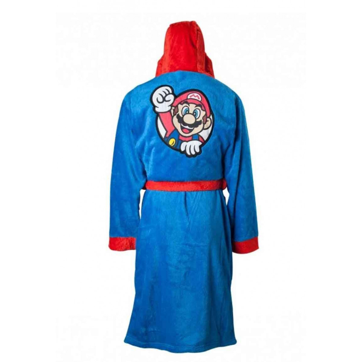 Herenbadjas Supermario fleece