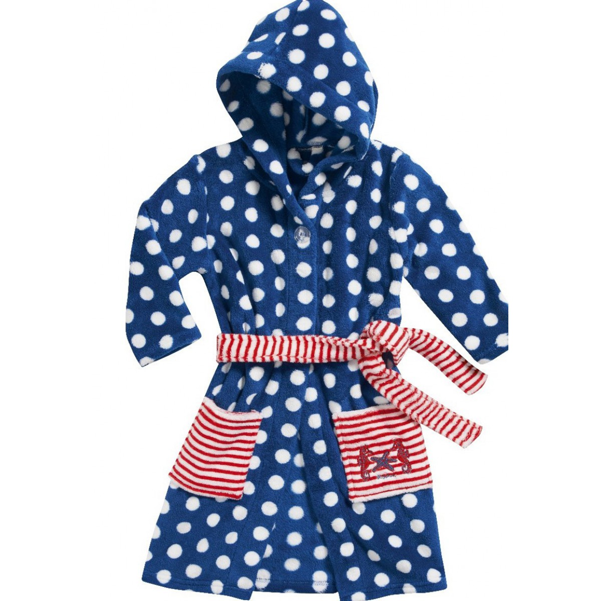 Kinderbadjas Marine