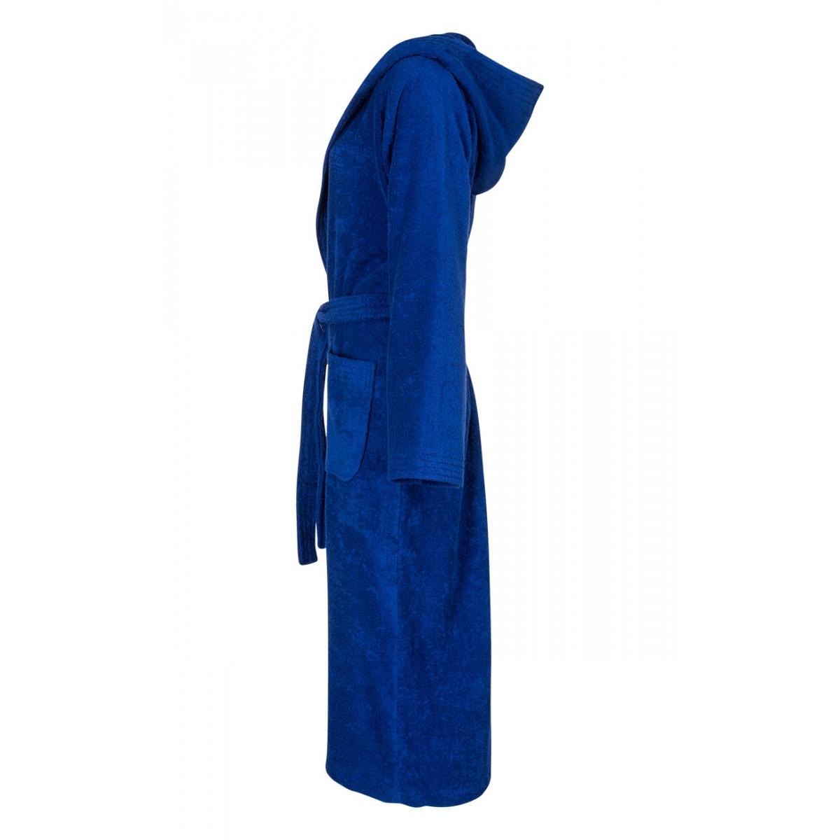 saunabadjas  kobaltblauw