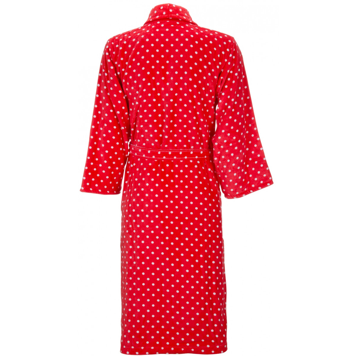Rode damesbadjas cozz