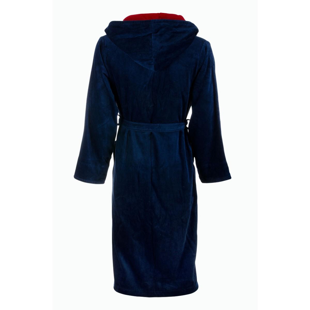 Herenbadjas marineblauw