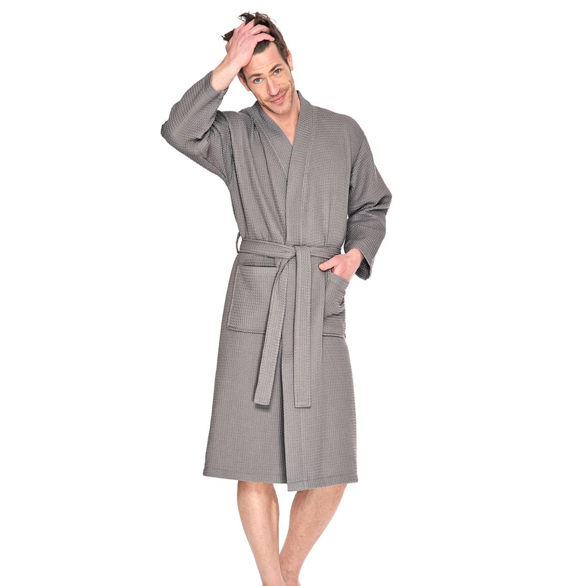 wafel kimono sauna