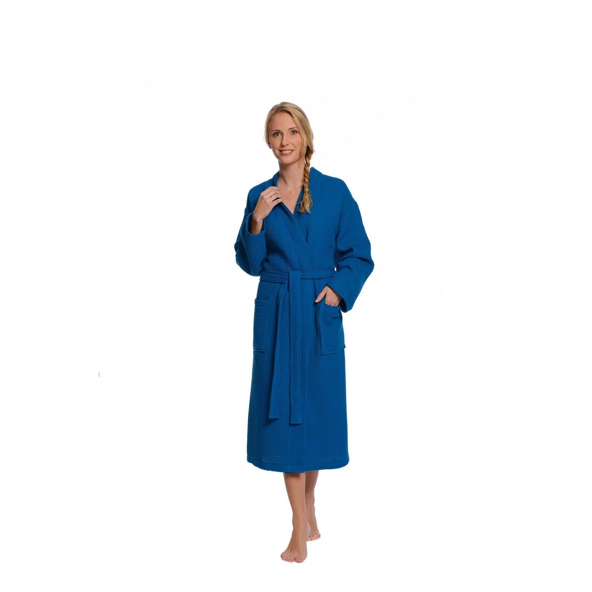 Wafel badjas kimono