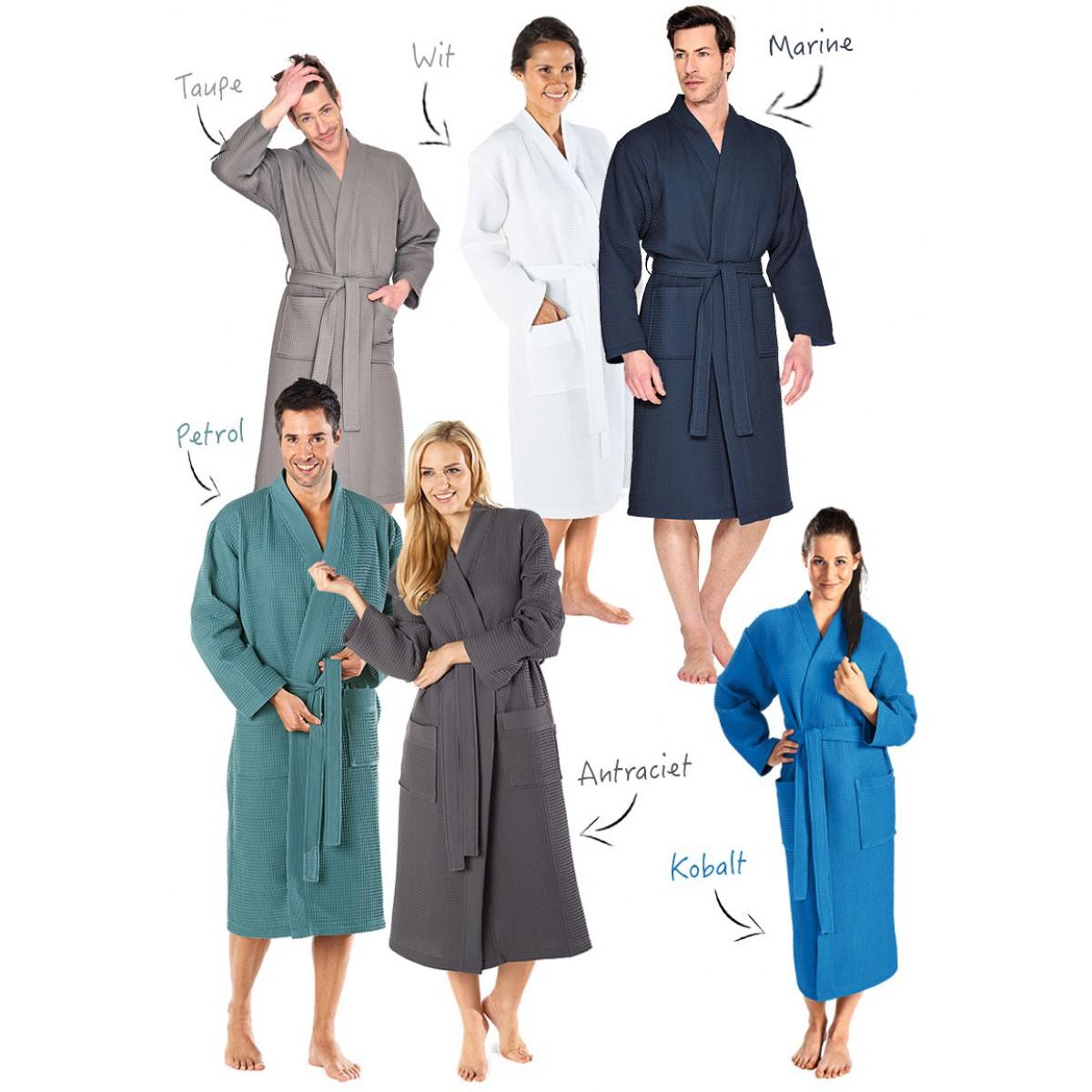 kimono badjas sauna