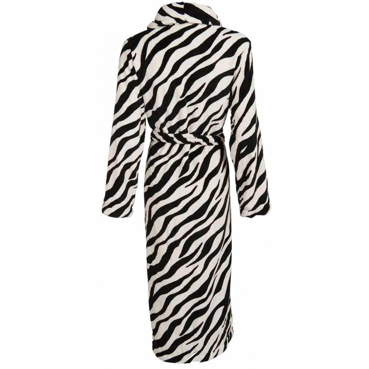 Zebra badjas