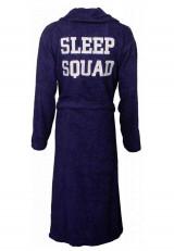 Blauwe badjas - Sleep Squad