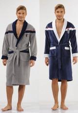 Badjas voor saunagebruik
