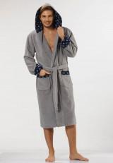 katoenen badjassen voor de sauna