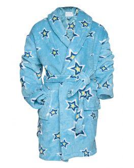 Kinder-badjas met sterren