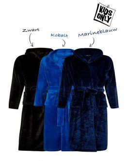 Tiener badjas borduren - fleece