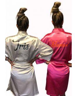 kimono bedrukken met naam personaliseren