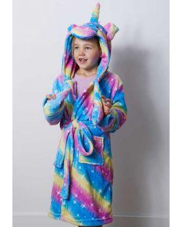 Badjas kind unicorn