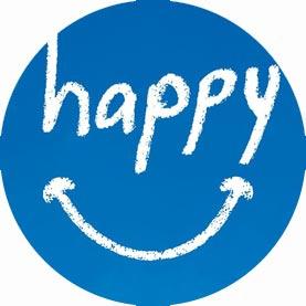 happy in uw badjas